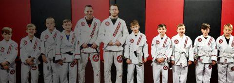 Juniors Martial Arts
